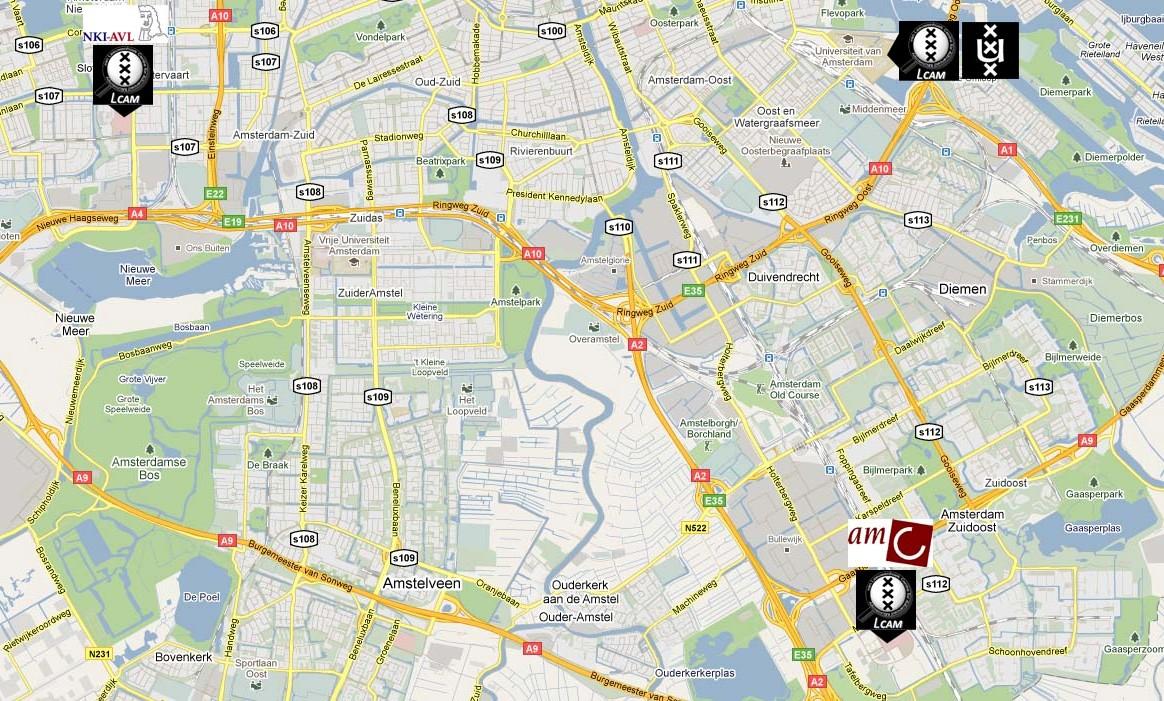 map-LCAM